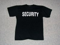 Secuirity T-Shirt